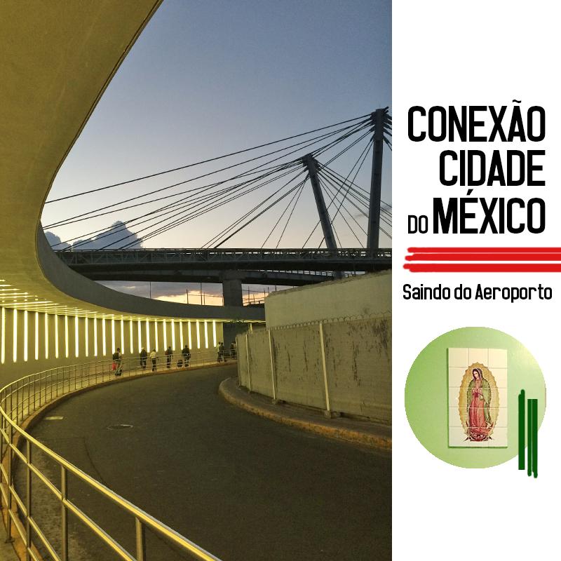Conexão na Cidade do México