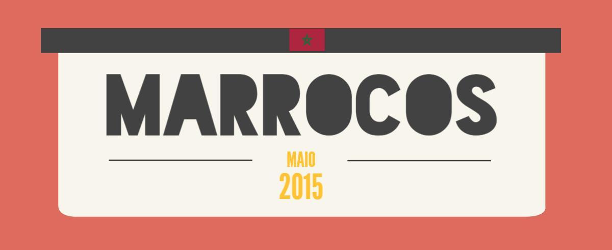 Infográfico Marrocos