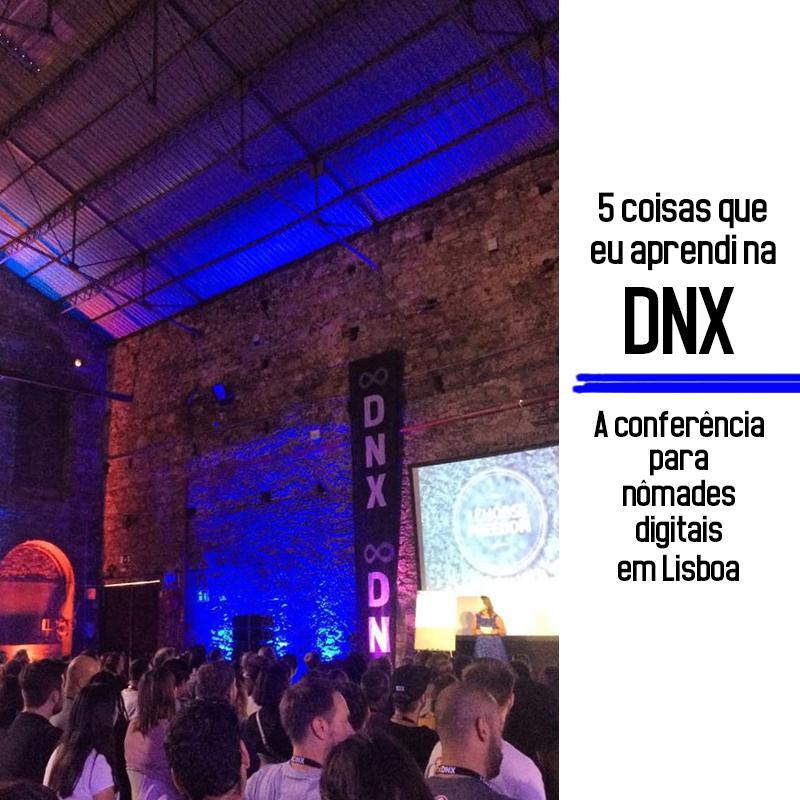 DNX, a conferência para nômades digitais
