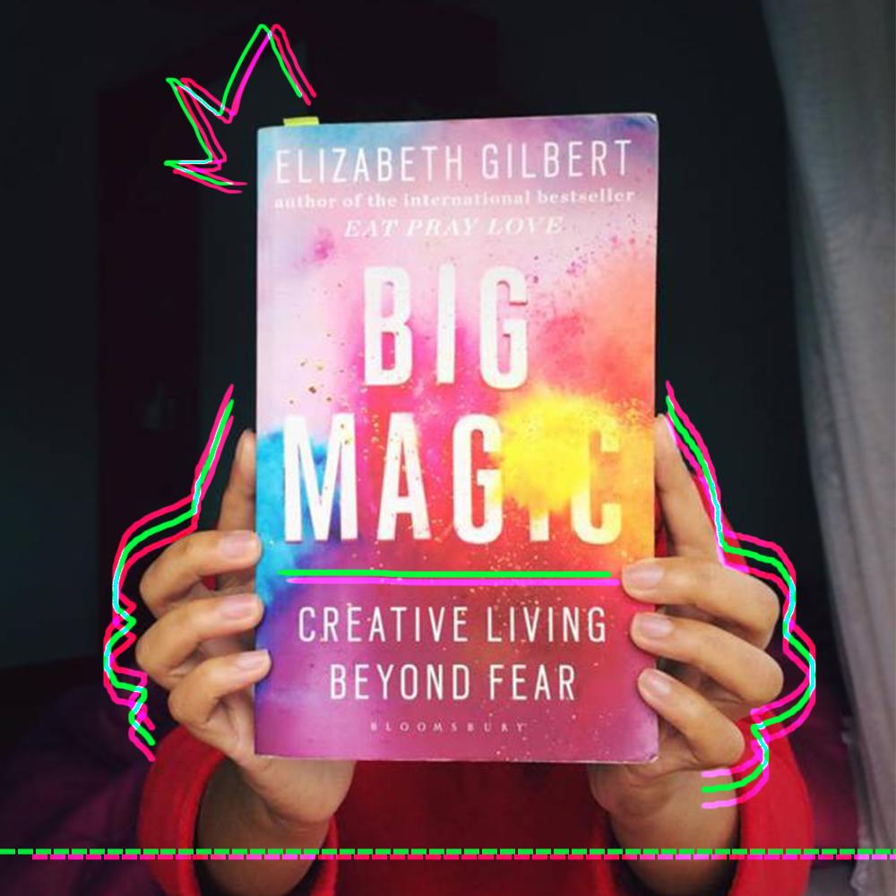 Big Magic: Como Vencer a Procrastinação