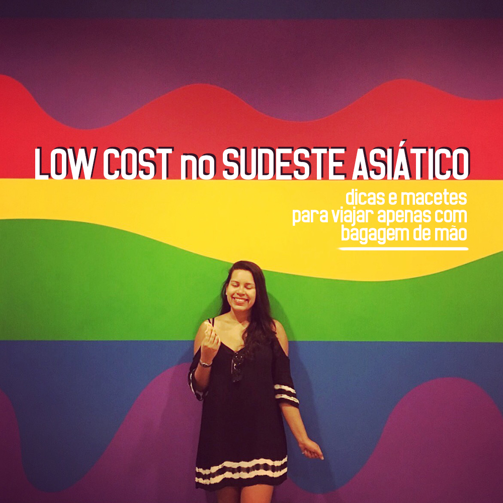 Low Cost no Sudeste Asiático