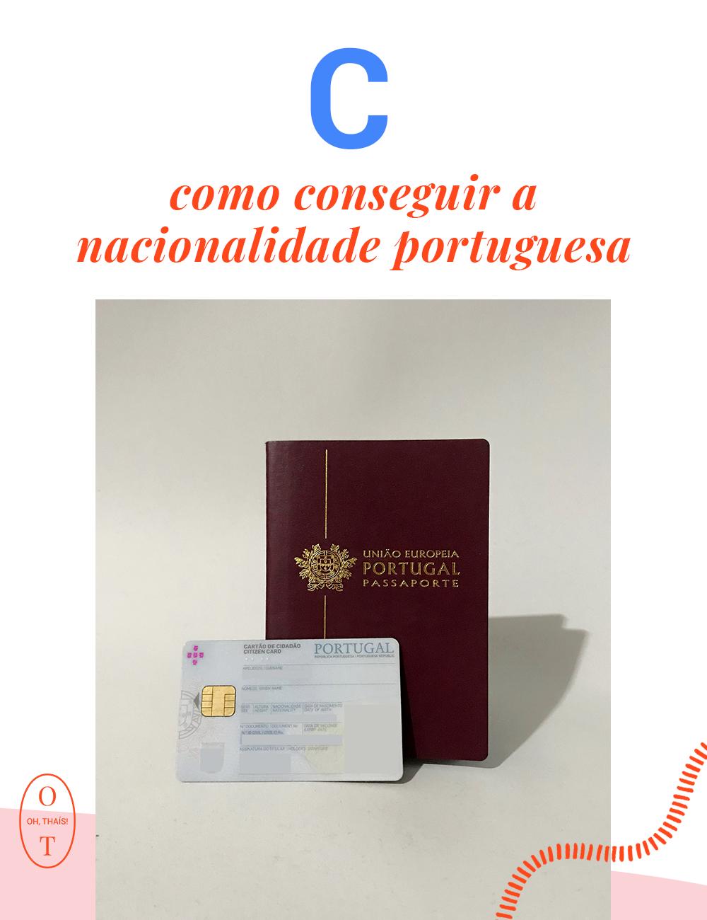 Como conseguir a nacionalidade portuguesa